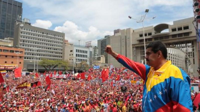 Ce qu'il ne peuvent pas pardonner à Maduro