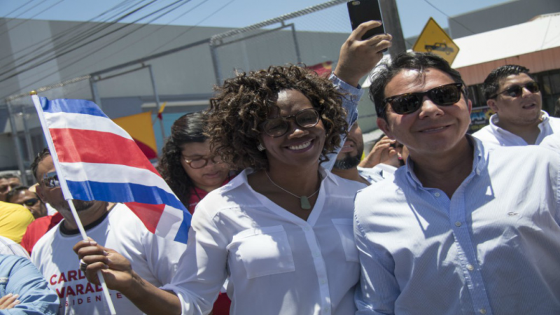 Epsy Campbell is Costa Rica's First Afro-Latina Vice President and People Are Elated
