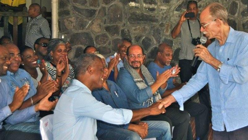 Crise de l'Université des Antilles : Francis Carole, conseiller exécutif à la CTM, met en garde