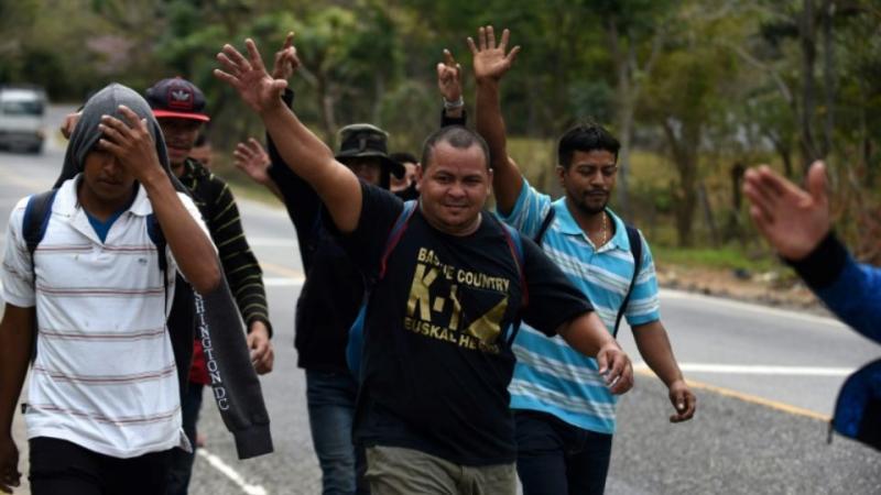 Un mur construit contre des...autochtones !!!