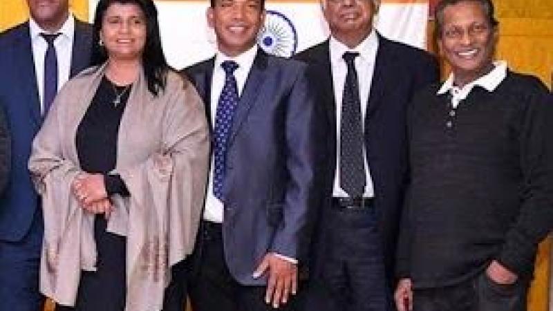 """Le """"Haut Conseil de la Diaspora Indienne"""" (IDC) s'est réuni à Paris"""