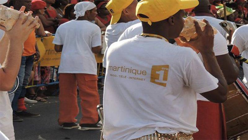Saccage à Martinique 1ère