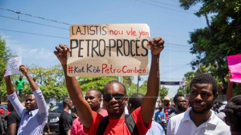 L'ex-CEREGMIA impliqué dans le vaste scandale PETRO-CARIBE en Haïti ?