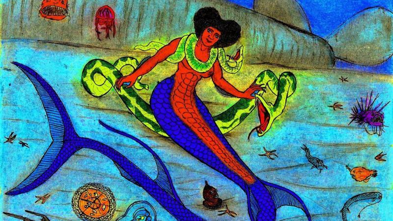 Récits haïtiens de vécus aquatiques