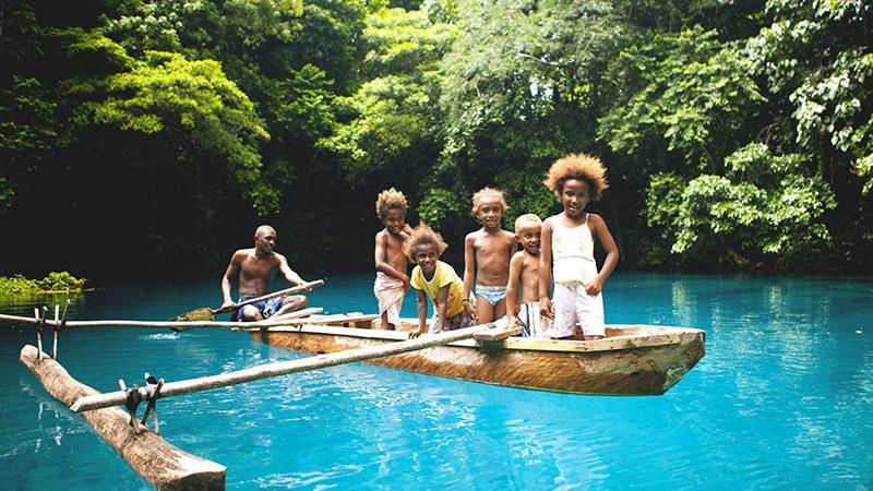 L'indépendance d'un micro-État : le pari du Vanuatu