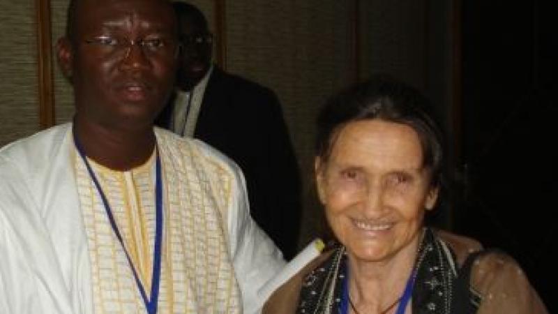 Lilyan Kesteloot, compagne de route de la littérature africaine, n'est plus