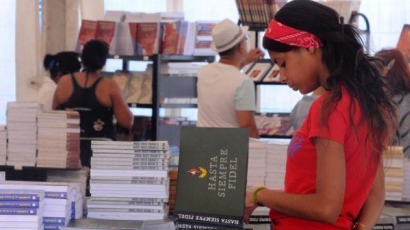 Se vendieron más de 350 mil libros en la fase habanera de la Feria del Libro