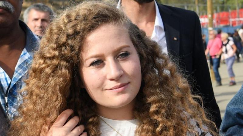La jeune Palestinienne Ahed Tamimi reçue par le Real Madrid, vives réactions israéliennes