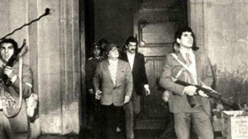 EL GOLPE CONTRA SALVADOR ALLENDE, CONTADO POR GARCIA MARQUEZ