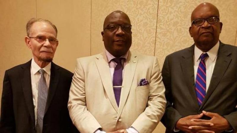 Discours du Président Alfred MARIE-JEANNE à la 64ème réunion de l'Autorité de l'OECS à Saint-Kitts et Nevis, le 3 mars 2017