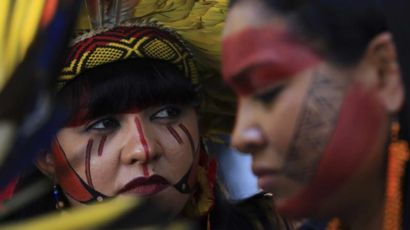 Indigenous movement calls for international support to prevent genocide in Brazil