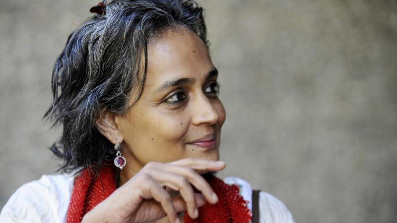 "Arundhati Roy on India's Elections: ""A Mockery of What Democracy Is Supposed to Be"""