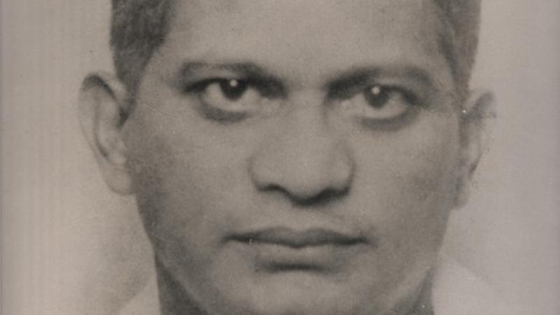 Eloge en créole à la mémoire de René Samson Sahaï (1913-2006)