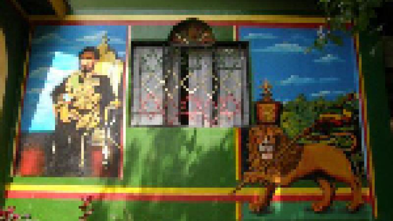 ÉTHIOPIE : LES RASTAS DE SHASHAMANE