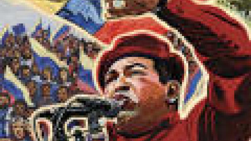 HUGO CHAVEZ : « ALLEZ AU DIABLE, YANKEES DE MERDE ! »