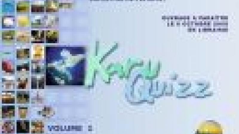 GWADLOUP : « KARUQUIZZ » DE CATHERINE LEPELLETIER