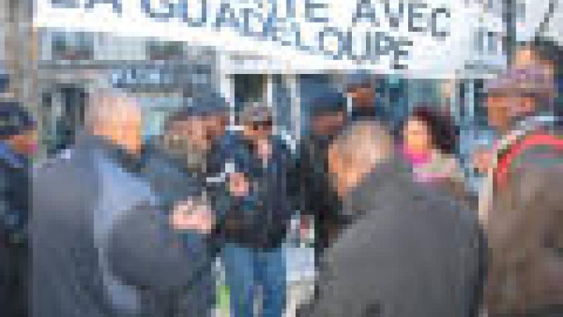 RÉPRESSION - APPEL DE L'UGTG AU MOUVEMENT OUVRIER INTERNATIONAL