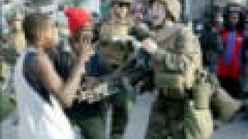 ITE MISSA EST :  LA COMÉDIE EST TERMINÉE, HAITI SOUS PROTECTORAT