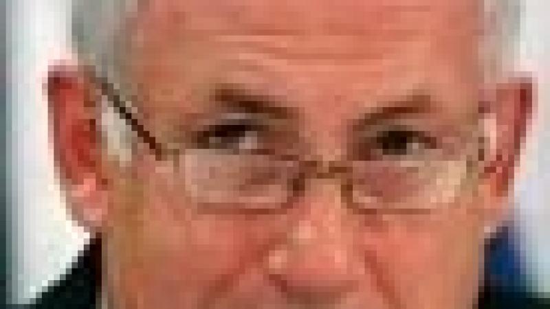 PALESTINE : NETANYAHOU PROPOSE LA CREATION D'UN BANTOUSTAN AMELIORE…