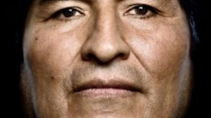 Dernier message d'Evo Morales avant son départ pour le Mexique