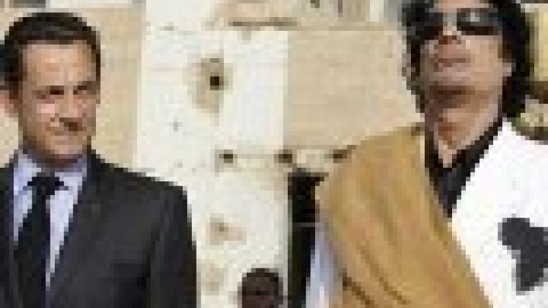 LA FRANCE PREPARAIT DEPUIS NOVEMBRE LE RENVERSEMENT DE KADHAFI