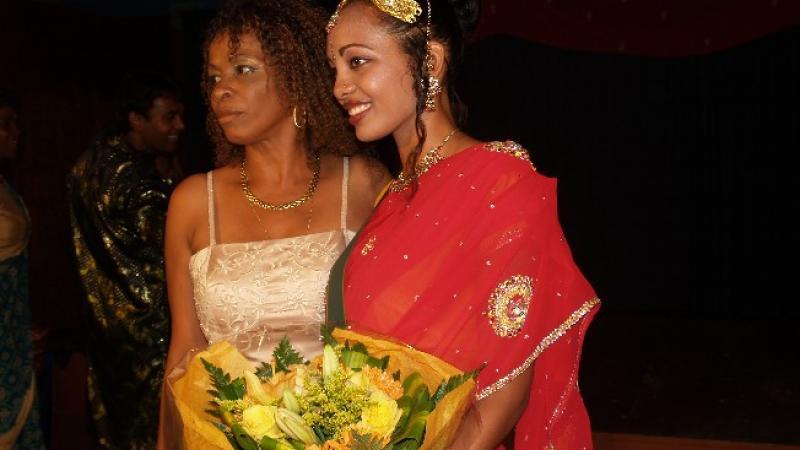 DIANA RAMASSAMY : « MISS SARI » 2007
