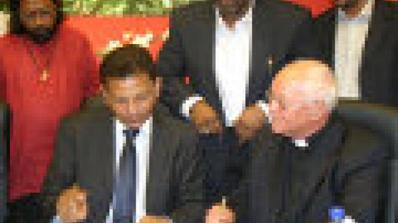 LA MTPA SIGNE UN ACCORD AVEC  LE « CONSEIL DES RELIGIONS »