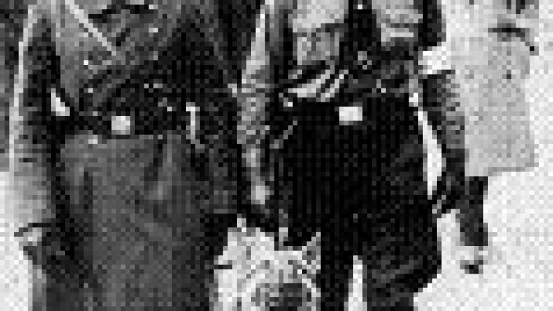 TONY BLONCOURT (1921-1942)