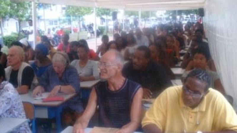 DIKTÉ KRÉYOL 2007 : BAY BALAN POU LANG KRÉYOL LA
