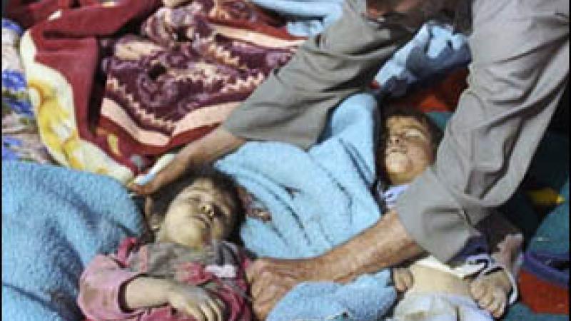 INTELLECTUELS OCCIDENTAUX, VOS MAINS SONT TACHÉES DU SANG DES ENFANTS PALESTINIENS MASSACRÉS DANS LA BANDE DE GAZA !