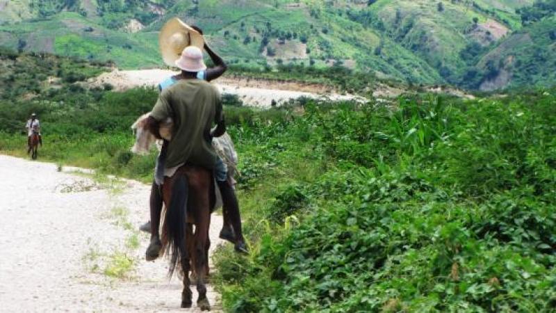 La crise haïtienne et la cosmogonie de la libération