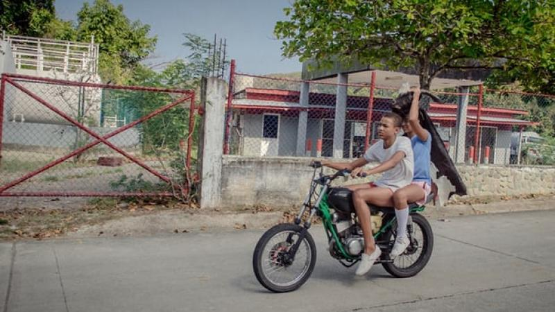 NEW FILM SHINES LIGHT ON TINY COLOMBIAN ISLAND WHERE ENGLISH IS THE MOTHER TONGUE