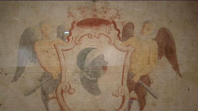 Le plus ancien drapeau corse exposé au musée de Bastia
