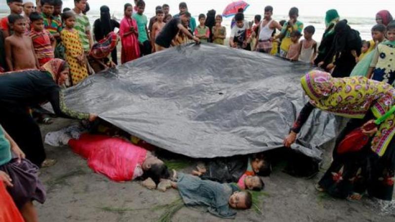 Crimes au Myanmar: Israël, le grand soutien du régime au pouvoir
