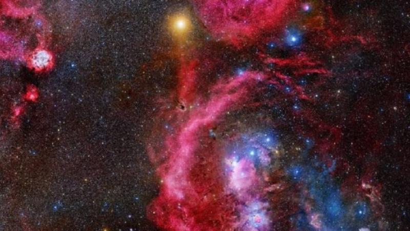 Un sursaut d'ondes gravitationnelles détecté dans la direction de Bételgeuse