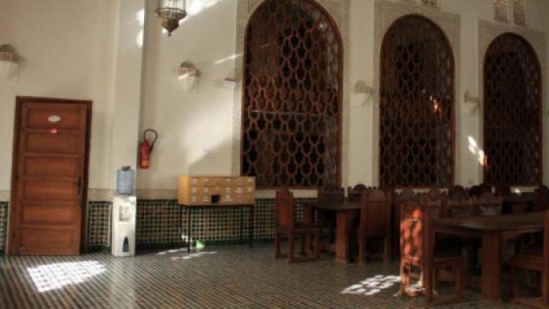 LA BIBLIOTHEQUE AL QUARAOUIYINE DE FES SERA OUVERTE AU GRAND PUBLIC EN MAI 2016