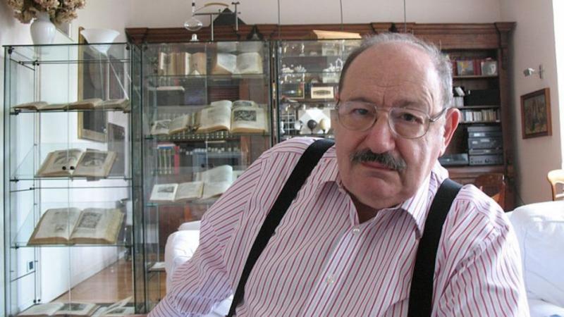 L'Italie acquiert les 30 000 ouvrages de la bibliothèque d'Umberto Eco