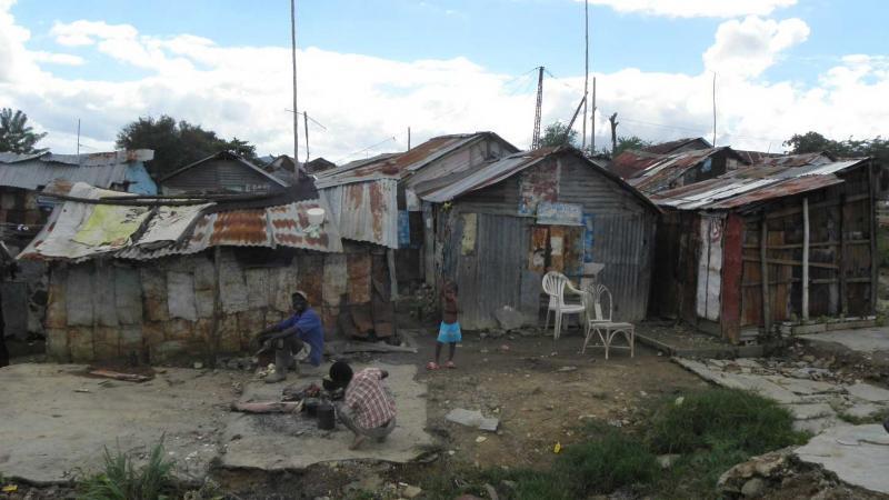 Haiti classée comme le pays le plus pauvre du monde d'après une étude du Wall Street Journal par Daly Valet