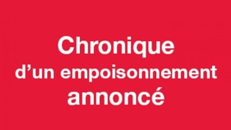 CHLORDECONE : CHRONOLOGIE D'UN EMPOISONNEMENT (1ère PARTIE : 1972-2002 - 2007)