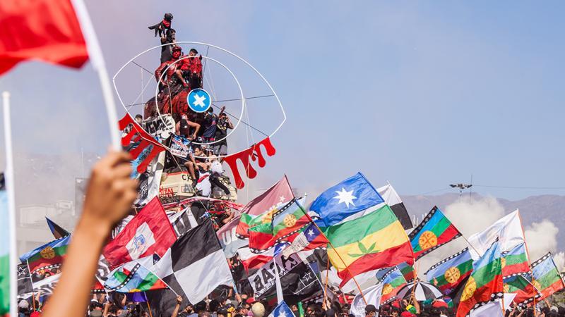 Au Chili, le peuple et les autochtones vont rédiger la nouvelle constitution du pays