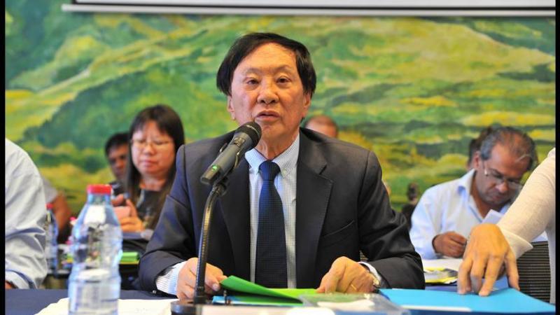 André Thien-Ah-Koon demande au préfet d'interdire l'accostage des bateaux de croisière à La Réunion
