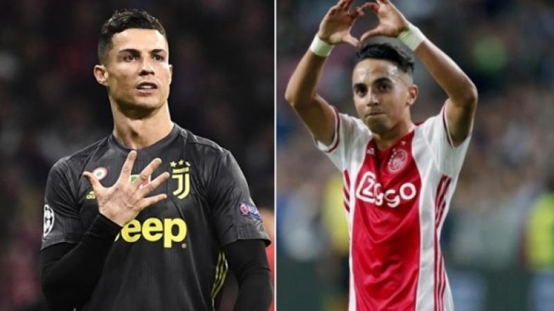 L'émouvant message de Ronaldo au joueur marocain, Nouri