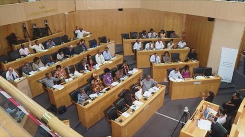 Vote unanime de l'Assemblée de Martinique en soutien au Pôle Martinique de l'Université des Antilles
