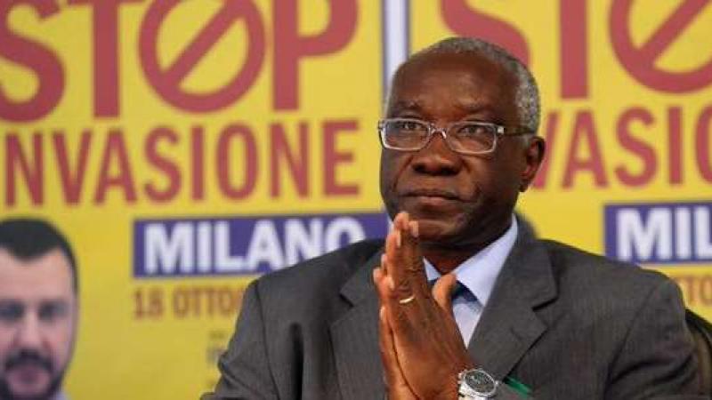 En Italie, le premier sénateur noir est membre de la Ligue