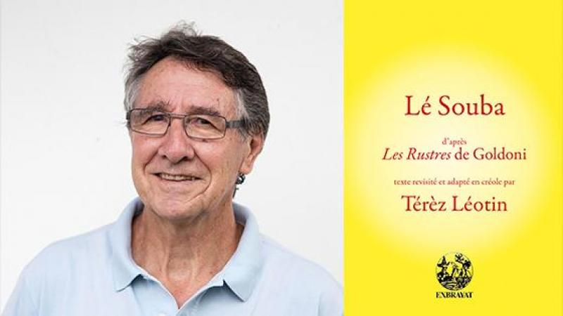 """André Exbrayat (éditeur) : """"Je milite pour que l'esprit du GEREC devienne la norme en matière d'écriture du créole"""""""