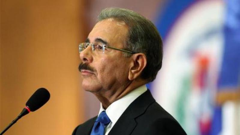 LE PRESIDENT SORTANT DANILO MEDINA LARGEMENT EN TETE DE L'ELECTION PRESIDENTIELLE