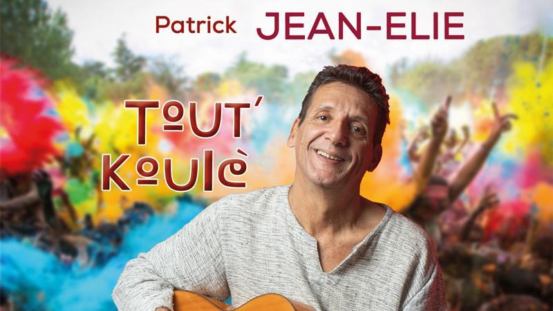 """""""Tout' koulè"""", le nouvel album de Patrick Jean-Elie"""