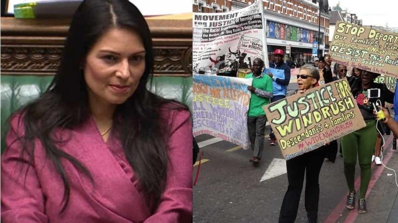 Breaking: Last minute bids as Priti Patel separates dozens of families in Jamaica deportation flight controversy