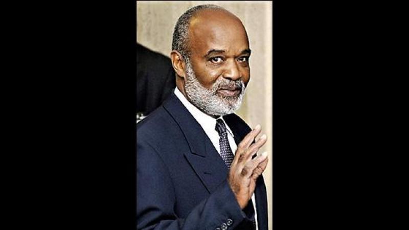 Disparition de René PREVAL, ancien président d'Haïti