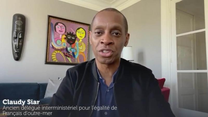 """Les Guadeloupéens ultramarins soutiennent """"Valérie an nou """""""